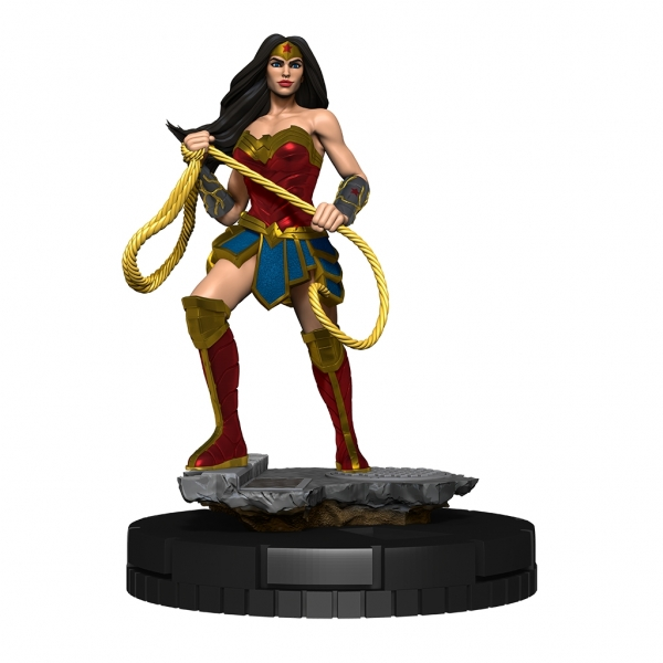 DC HeroClix: Wonder Woman 80th Anniversary Battlegrounds Set