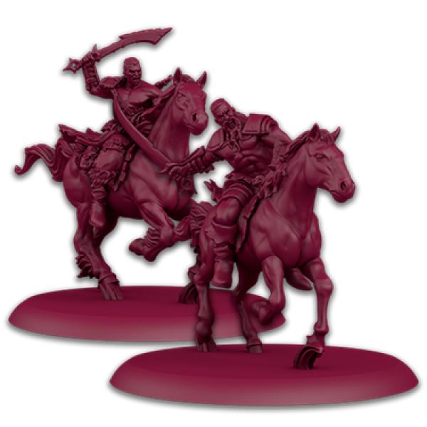 A Song of Ice & Fire: Tabletop Miniatures Game - Targaryen Dothraki Veterans