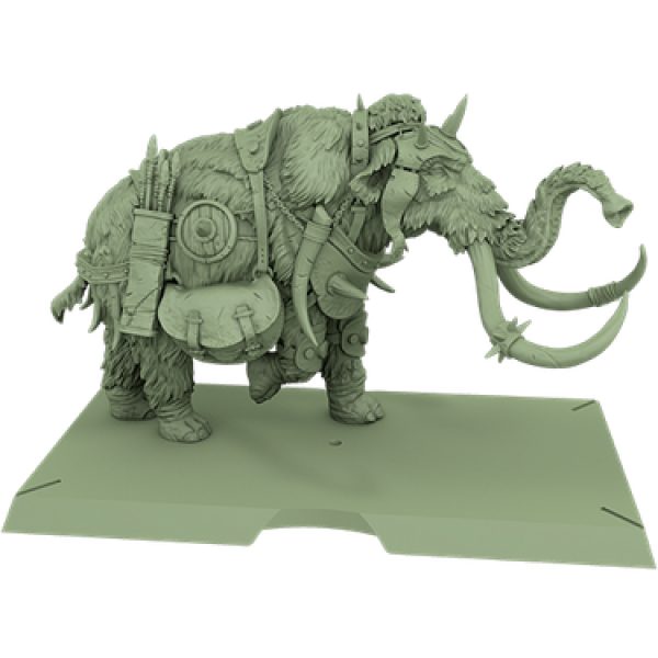 A Song of Ice & Fire Miniatures Game: Free Folk War Mammoths
