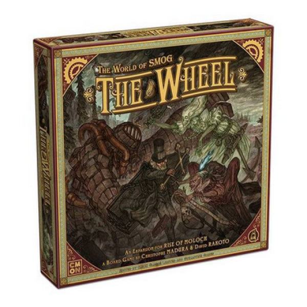 The World of SMOG: Rise of Moloch - The Wheel Expansion