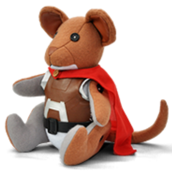 Mice and Mystics Prince Collin Plush Toy