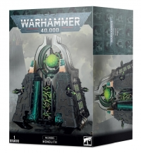 WH40K: Necrons - Monolith