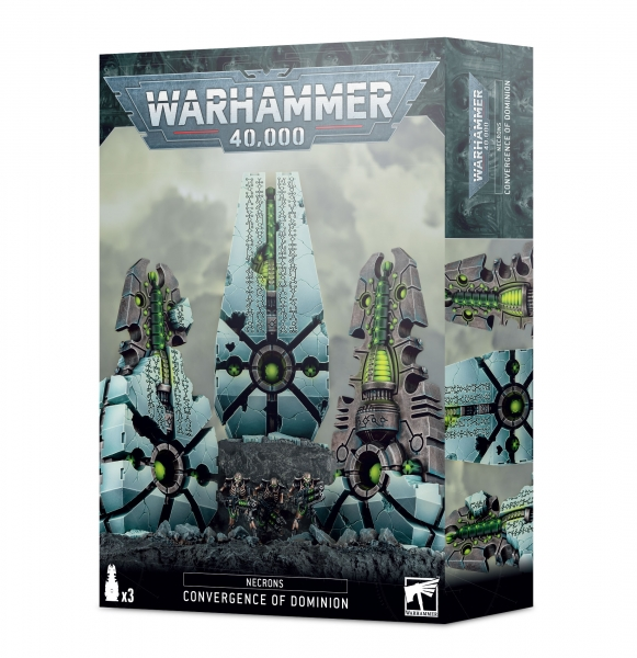 Warhammer 40K: Necrons - Convergence of Dominion