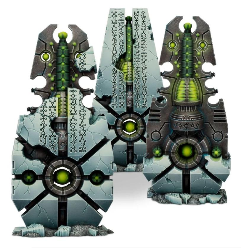 Warhammer 40K: Necrons - Convergence of Dominion