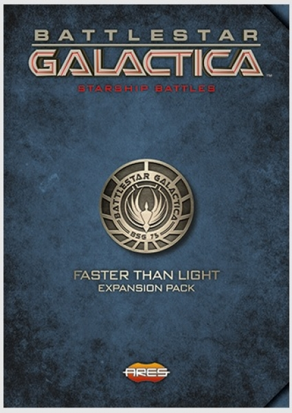 Battlestar Galactica: (Accessory) Faster Than Light Expansion Pack