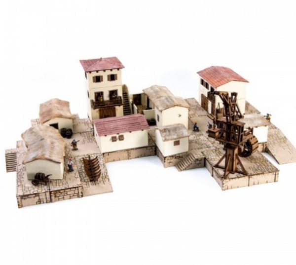 Ports of Plunder: Pirate Cove Set