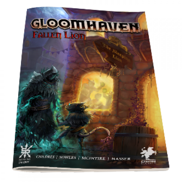 Gloomhaven: Fallen Lion (one-shot comic)