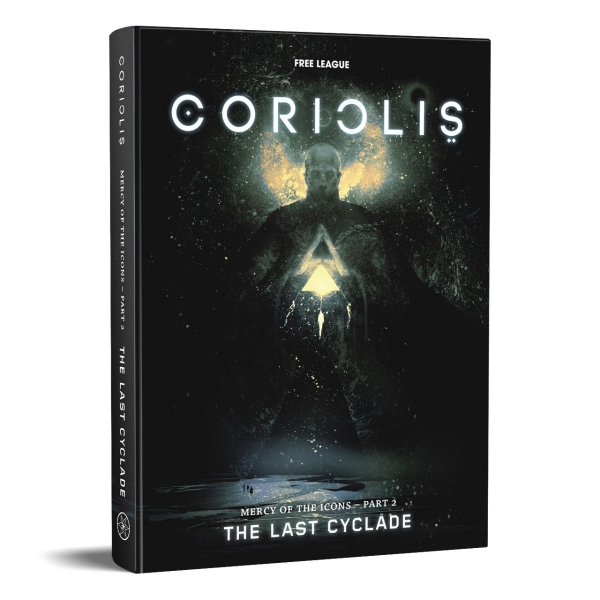 Coriolis RPG: The Last Cyclade