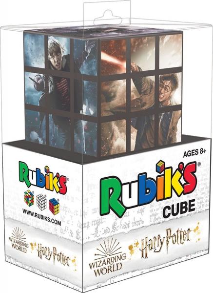 Rubiks Cube: Harry Potter - Battle of Hogwarts