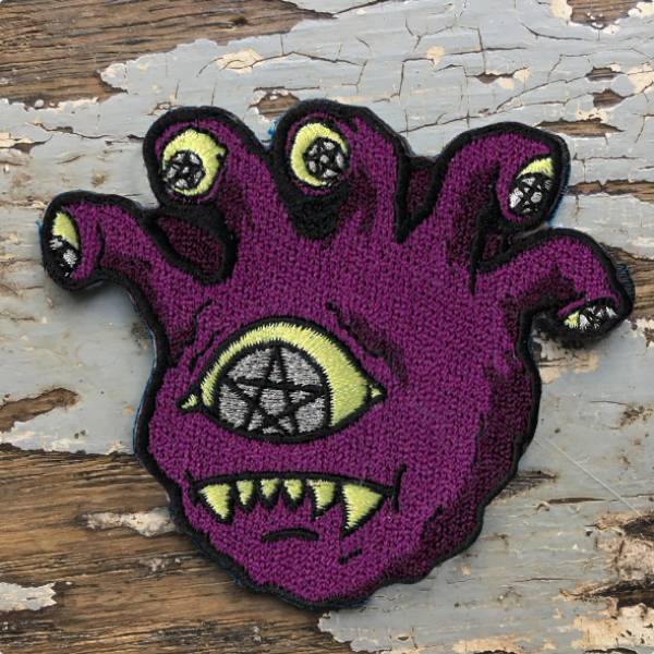 Creature Curation: Evil Eyegor Patch