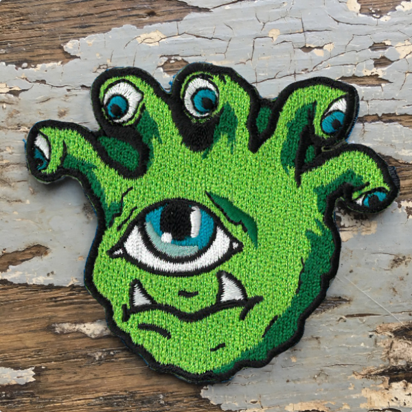 Creature Curation: Orcish Eyegor Patch