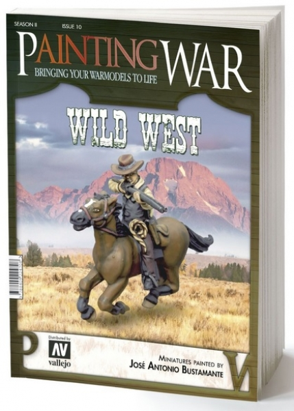 PaintingWAR Magazine: Issue 10 - Wild West