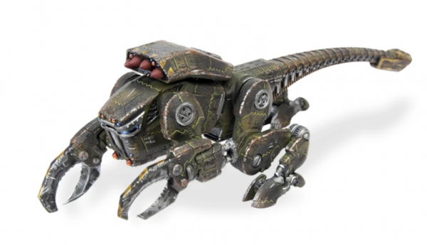 Dropzone Commander: Pizzaro Command Walker
