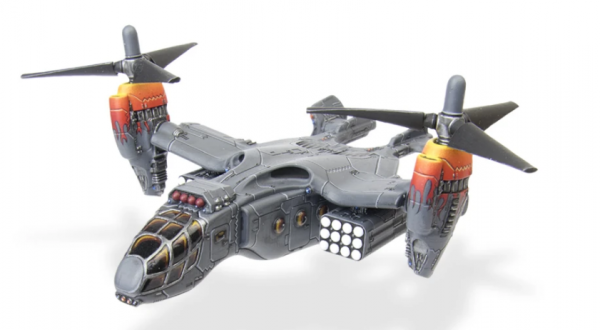 Dropzone Commander: AT-90 Strikehawk Tiltrotor