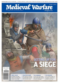 Medieval Warfare Magazine: Volume 10, Issue #5