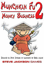 Munchkin: Fu 2: Monky Business (Expansion)