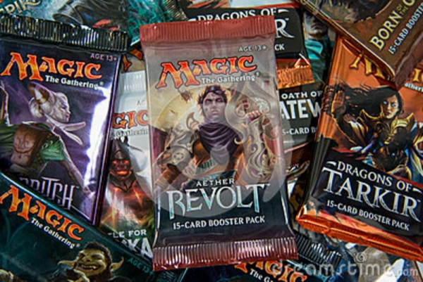 Game Kastle Crate: Magic the Gathering
