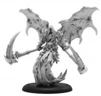 Warmachine:  Death Archon – Mercenary Minion (resin/metal)