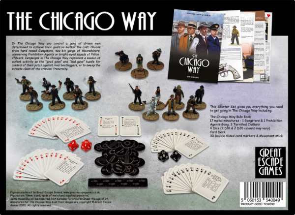 The Chicago Way: Limited Edition Starter Set (Limited Quantities)