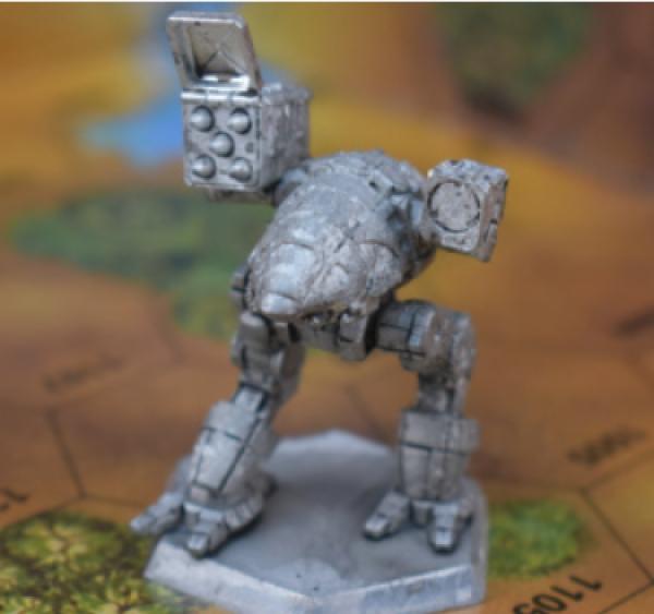 Battletech Miniatures: Catapult CPLT-C3 / C5 Mech – 65 Tons - TRO 3050U
