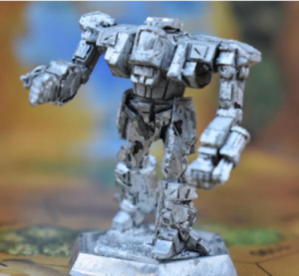 Battletech Miniatures: Dasher II (Standard) / 2 Mech  - 40 Tons – TRO 3085