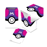 Pokemon CCG: Master Ball Full View Deck Box