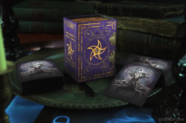 Grimoire Deck Box: Astral Elder Sign