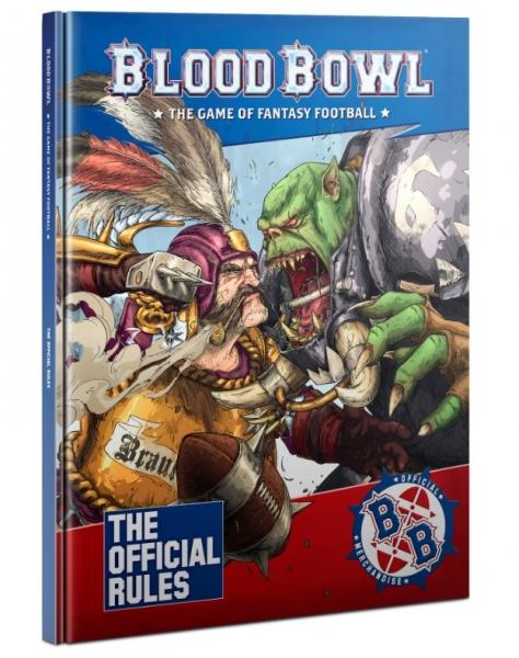 Blood Bowl: Core Rulebook (HC) (2020)