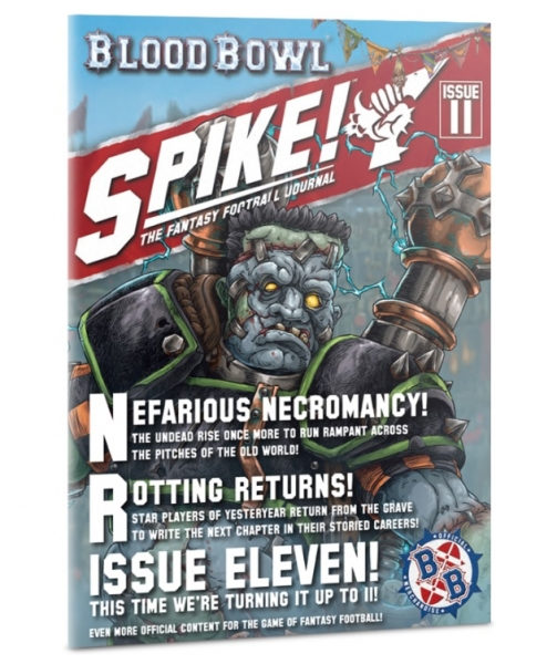 Blood Bowl: Spike! Journal, Issue 11