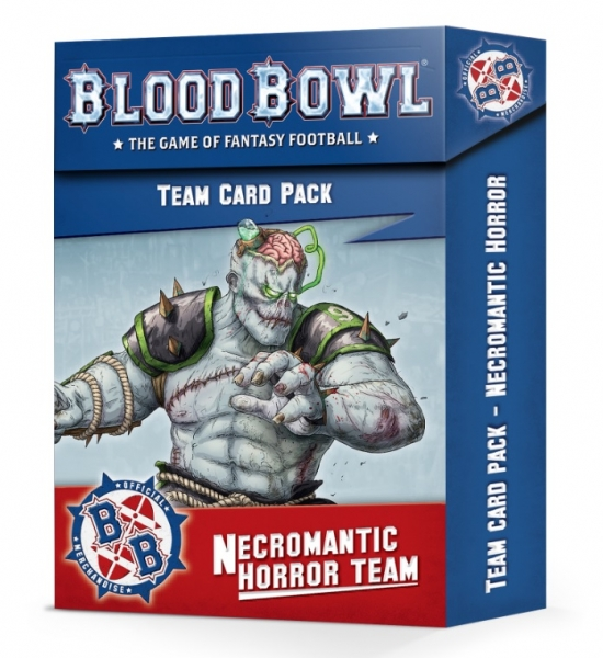 Blood Bowl: Necromantic Horror Team Cards