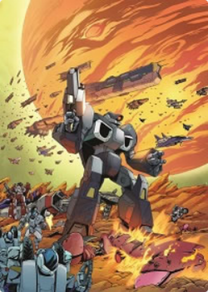 Savage Worlds RPG: Robotech - Into the Void A Sentinels & Shadow Chronicles Saga Expansion
