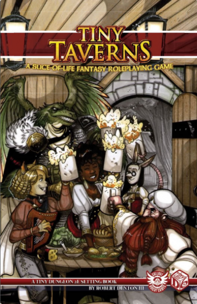 Tiny Taverns RPG (HC)