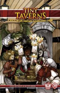 Tiny Taverns RPG (HC)