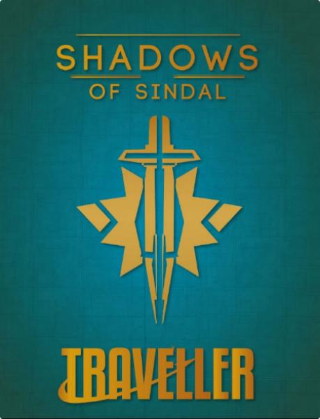 Traveller RPG: Shadows of Sindal
