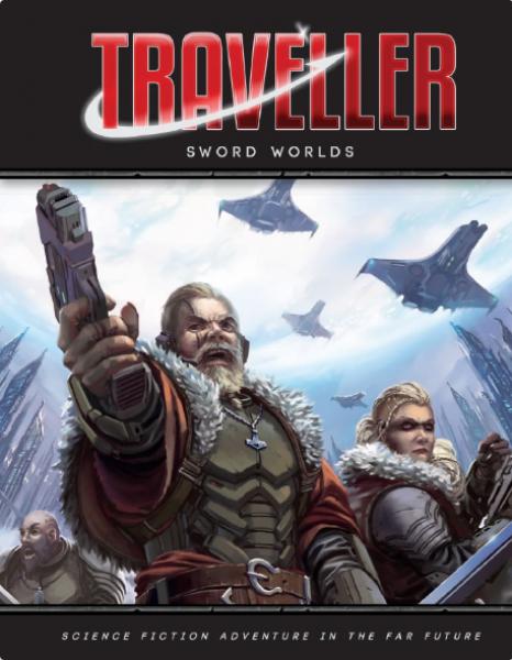 Traveller RPG: Sword Worlds (2020)