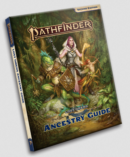 Pathfinder (P2): Lost Omens - Ancestry Guide