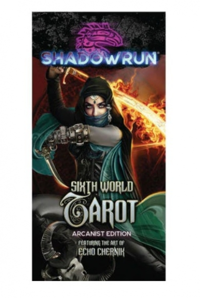 Shadowrun RPG: Sixth World Tarot Arcanist Edition