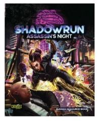 Shadowrun RPG 6th Edition: Assassins Night