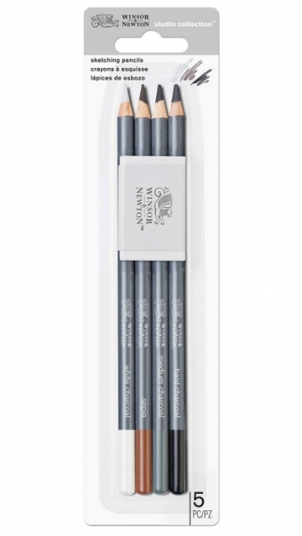 Winsor & Newton: Studio Collection Sketching Pencil Set