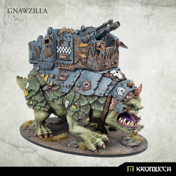 Kromlech Miniatures: Gnawzilla (1)
