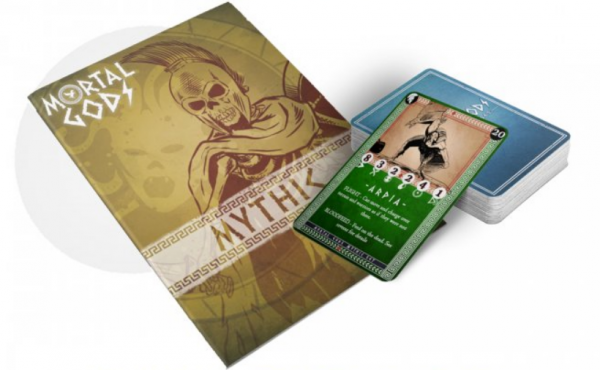 Mortal Gods: Hera Faction Cards & Mythic Rule Set