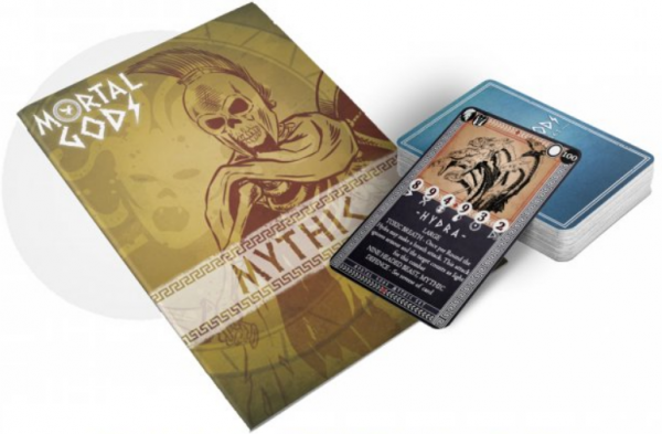 Mortal Gods: Hades Faction Cards & Mythic Rule Set
