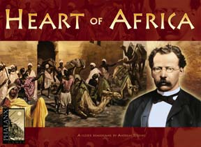 Heart of Africa Game