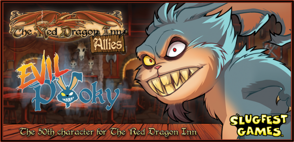 Red Dragon Inn: Allies - Evil Pooky
