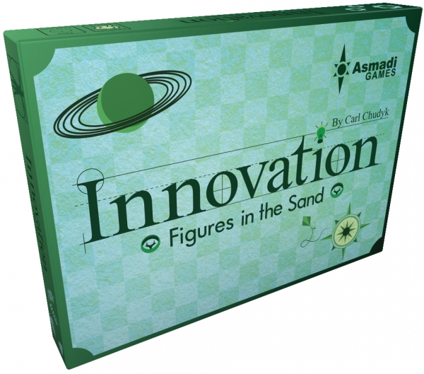 Innovation: Figures in the Sand Expansion