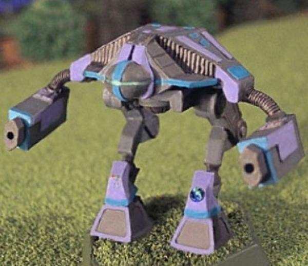 BattleTech Miniatures: Pouncer Mech