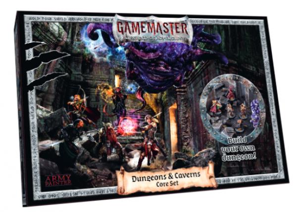 Gamemaster: Dungeons & Caverns Core Set