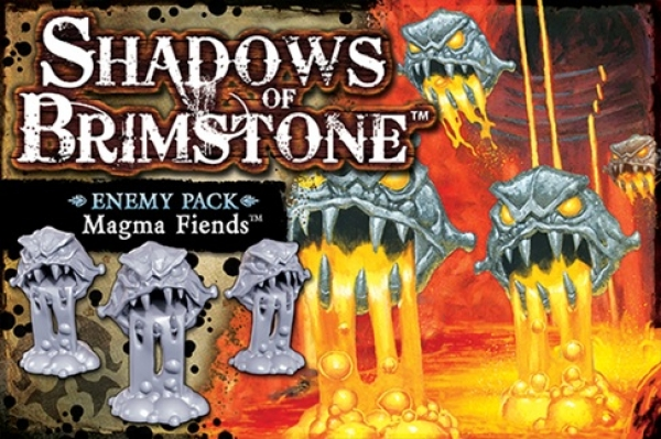 Shadows Of Brimstone: Magma Fiends Enemy Pack