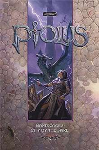 Cypher System RPG: Ptolus - Monte Cook's City by the Spire