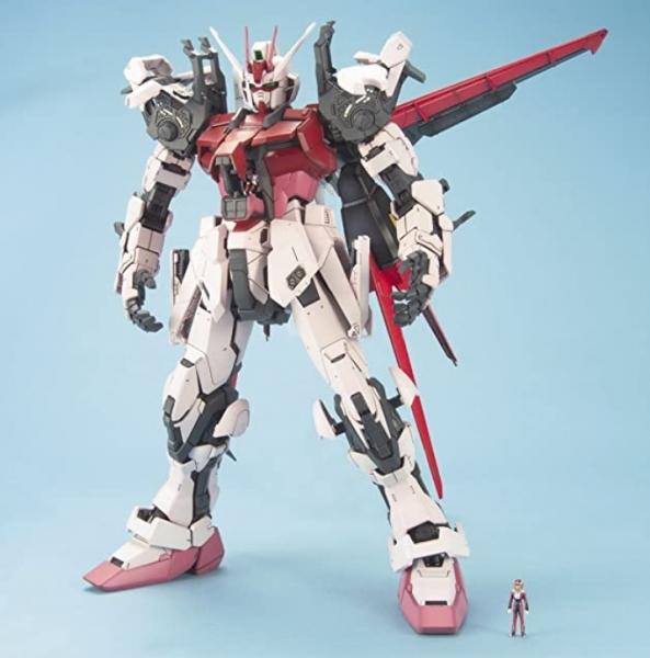 Bandai: PG MBF-02 Strike Rouge + Skygrasper